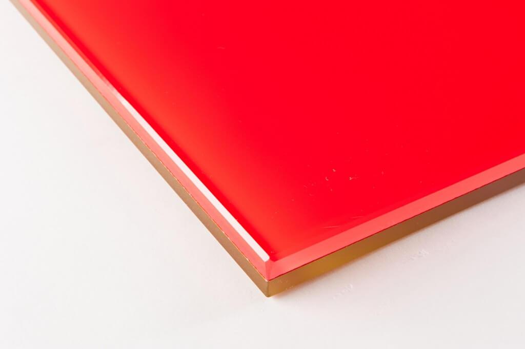 vetro cristallo extra chiaro fluorescente giallo fluorescente rosso tutte le lavorazioni