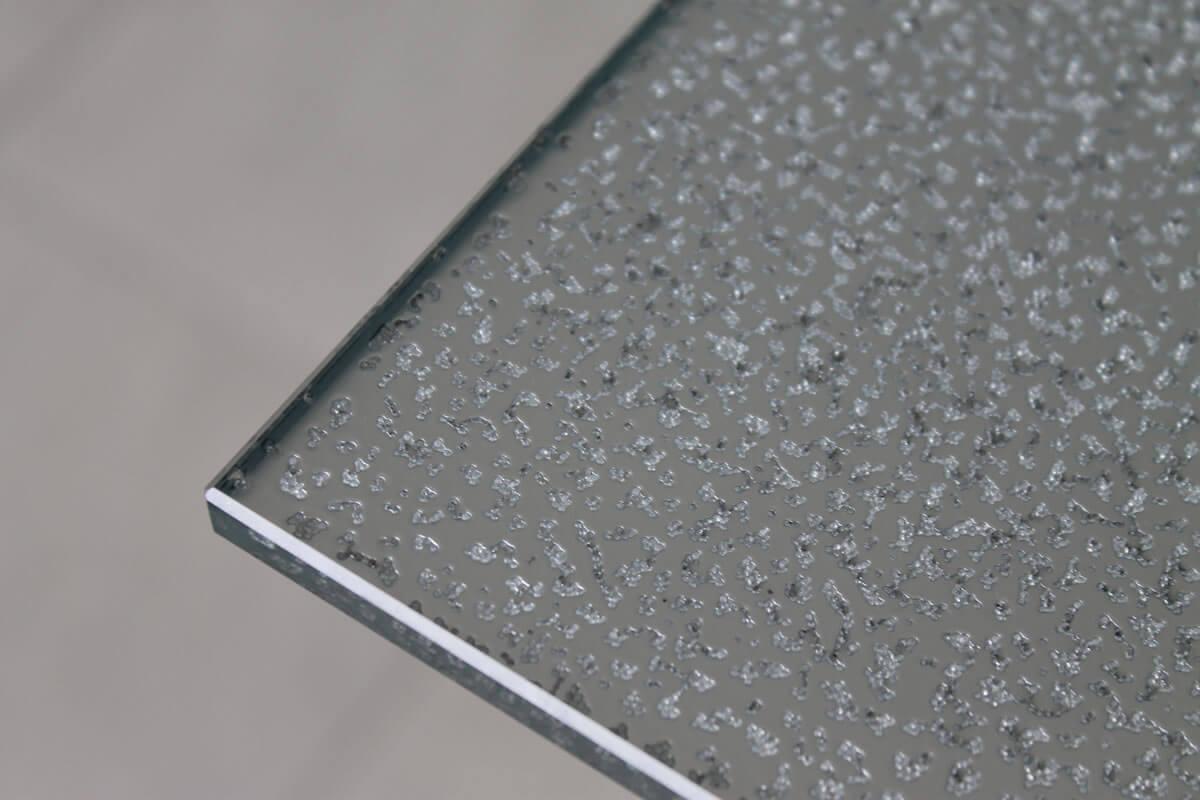 cristalli con rilievo