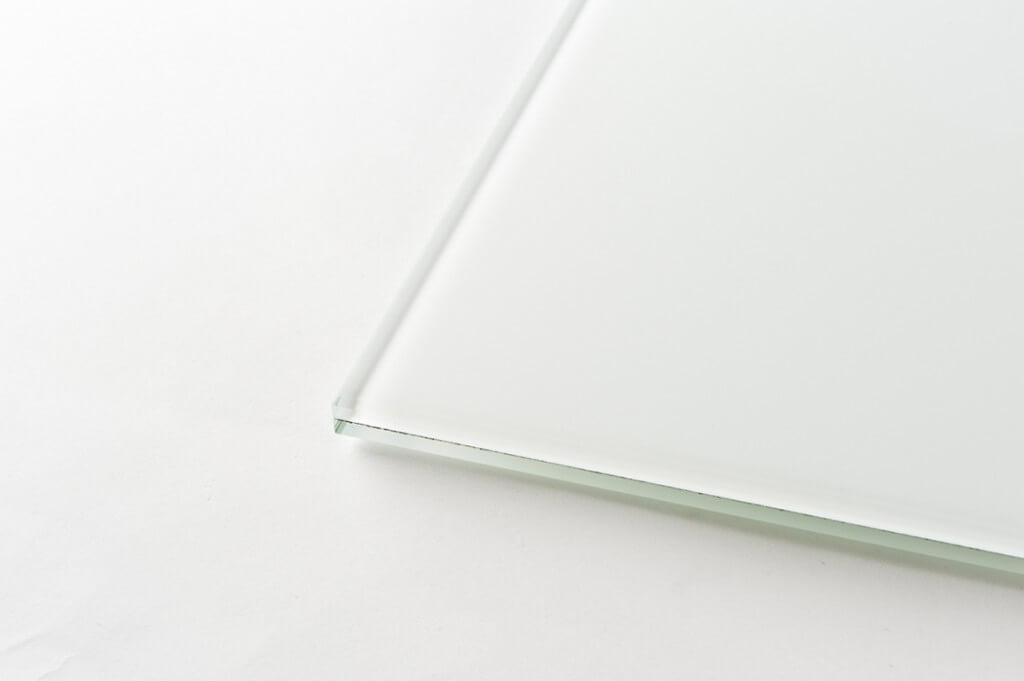 vetro cristallo PVB bianco coprente extra chiaro tutte le lavorazioni no temperabile no verniciatura