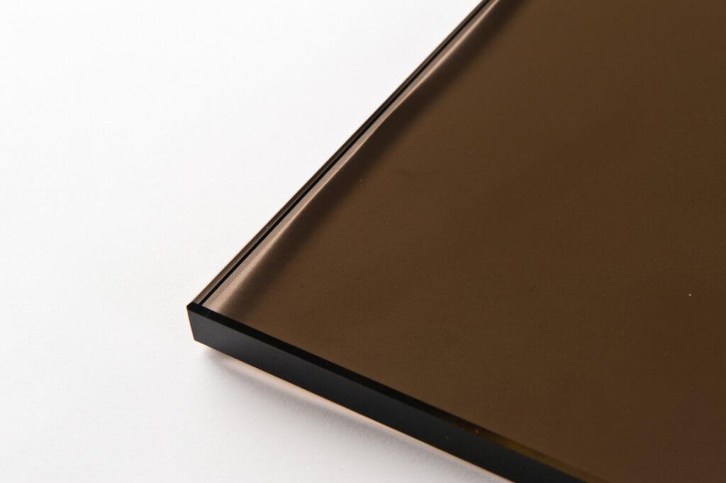 vetro parsol bronzo tutte le lavorazioni, cristallo parsol bronzo tutte le lavorazioni