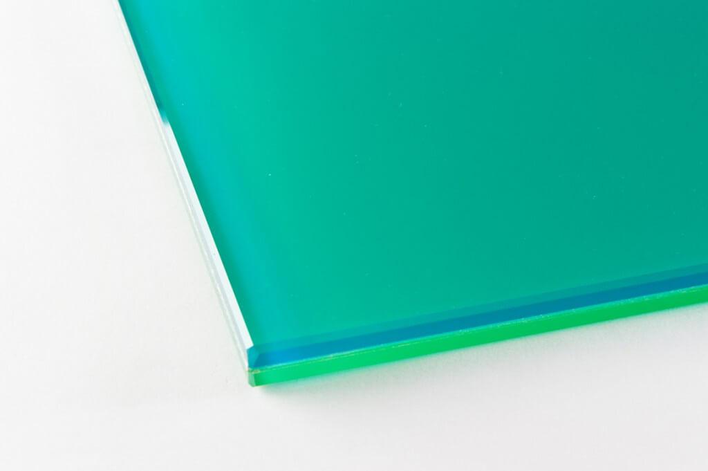 vetro cristallo extra chiaro PVB colorato tutte le lavorazioni no temperabile no stratificato temperabile