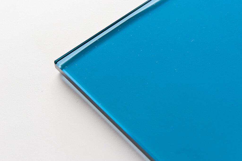 vetro cristallo blu dark tutte le lavorazioni