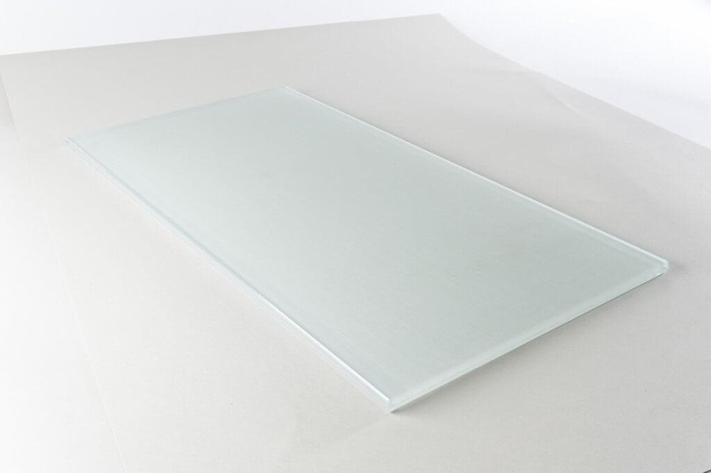 Cristallo stratificato extra chiaro con tessuto interposto Grazi Cristalli