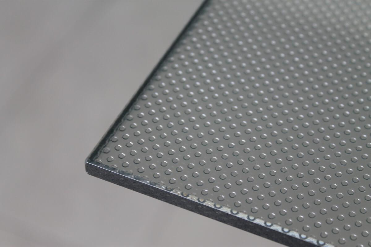 vetro extrachiaro bisellatura, filolucido, stratificabile,verniciatura a specchio, protezione